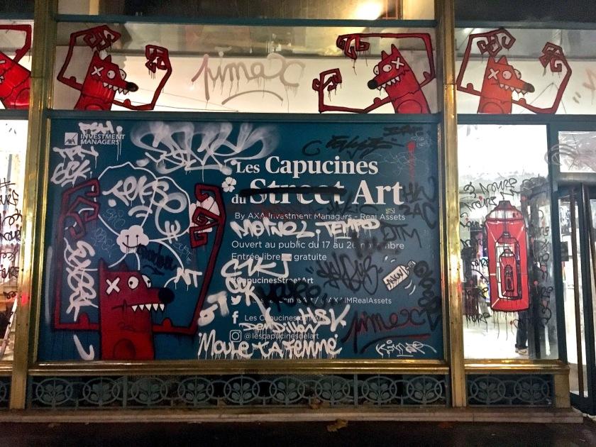 Couv Capucines street art