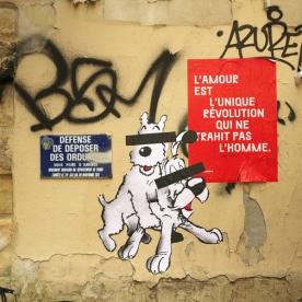 Combo - Street Art Dogs