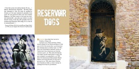 Extrait reservoir dogs Street art dogs