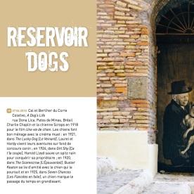 Extrait reservoir dogs Street art dogs