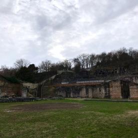 Théâtre antique de Fourvière