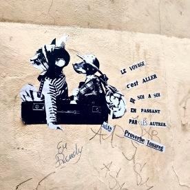 Las Gatas Street Art
