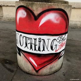 Street art Lyon Georges de Loup
