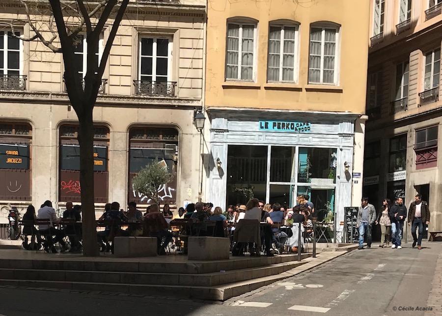 Place du Griffon Lyon