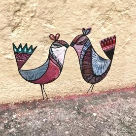 Street art Lyon Karayaga