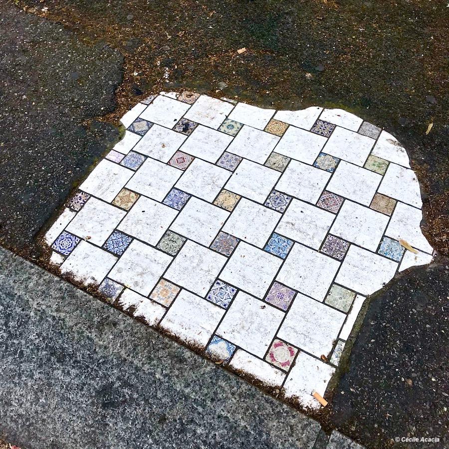 Street art Lyon Ememem