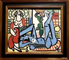 Picasso Voyages imaginaires