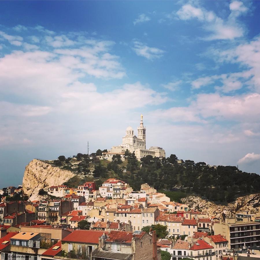 Marseille Notre Dame de la garde