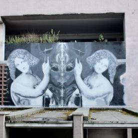 Grenoble Street Art Fest 2018