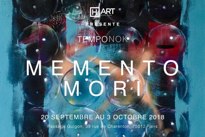 Couv Memento Mori Tempo