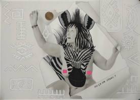 Projet Venus 2018 - Customisation de Leeloo sur une photo de Etienne RUGGERI Artwork