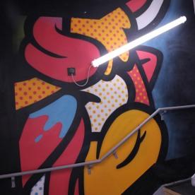 Graffiti Maison No - EKIEM