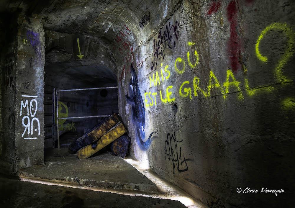 Claire Pennequin Subterra Incognita