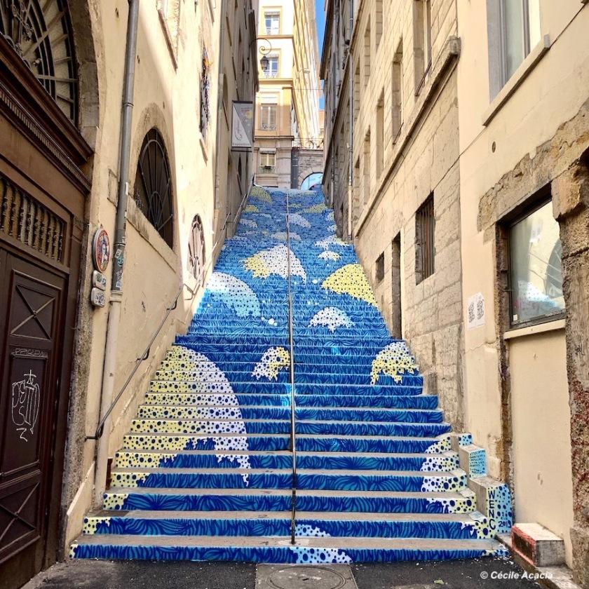 wenc escalier mermet lyon