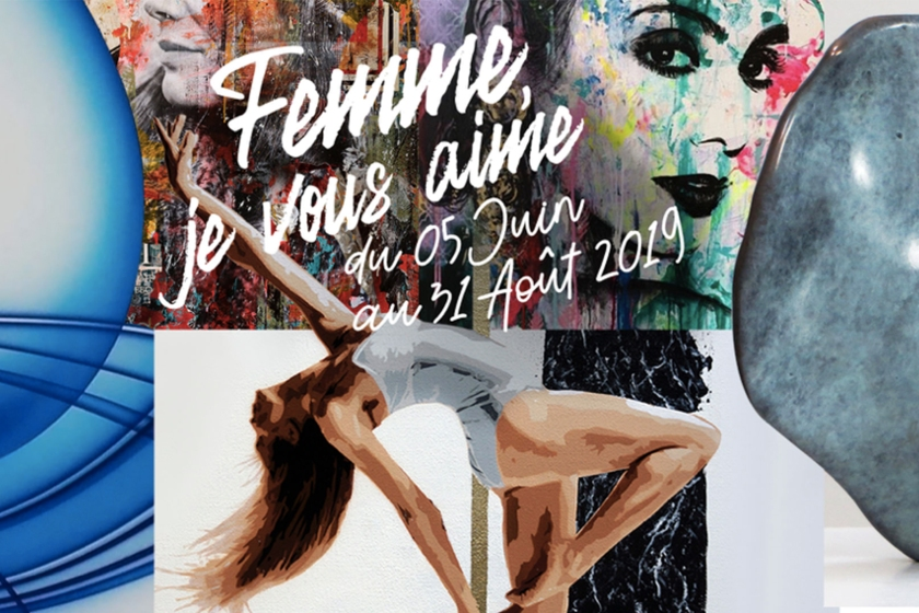 Expo Femme je vous aime Teodora Galerie Paris