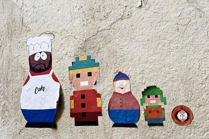 Balade street art Montpellier