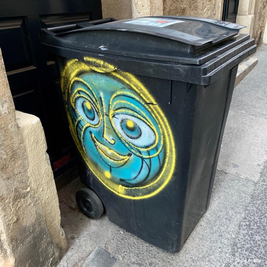 street art Montpellier LOKO