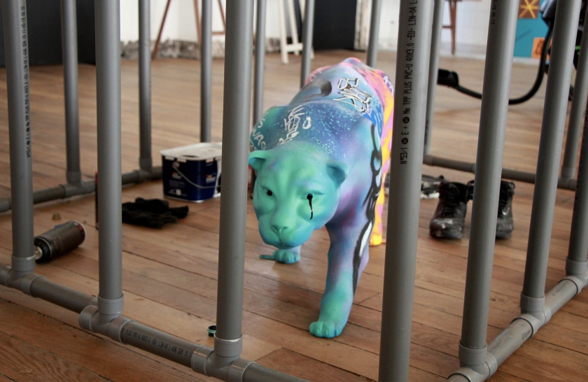 Zoo Art Show