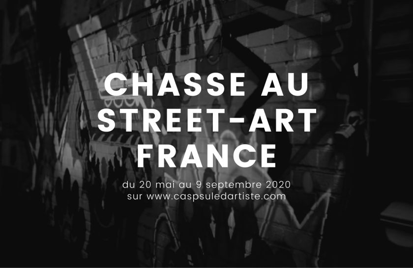 chasse au street art