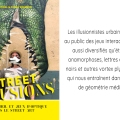 Street illusions Codex Urbanus Chrixcel Editions Alternatives