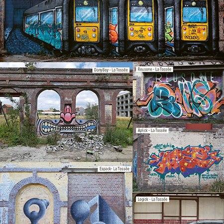 Guide du street art à Lille Métropole