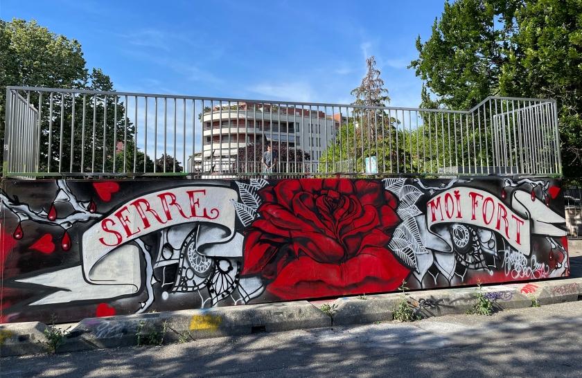 """Conférence """"Graffiti, langage de rue"""""""