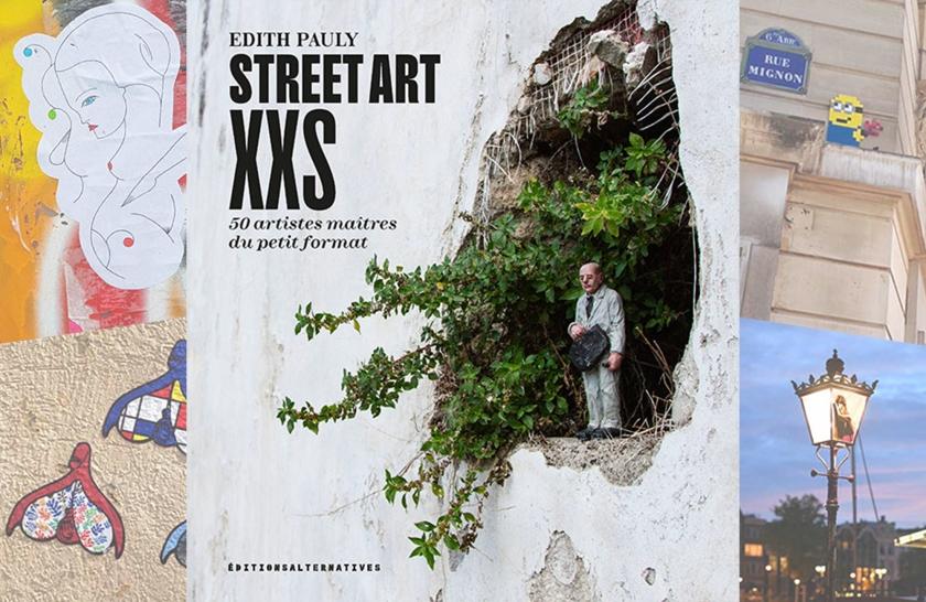LIvre Street Art XXS - Éditions Alternatives